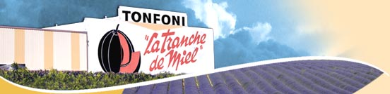 TONFONI Shippers of Fruits & Vegetables from Provence, France